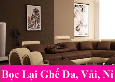 Địa Chỉ Bọc Lại Ghế Sofa ở Khu đô thị Yên Hòa Hà Nội